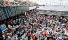 مطار ميونيخ ألغى مئتي رحلة وأجلى آلاف الأشخاص بعد اختراق أمني