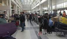 مدير مطار بيروت: الزحمة في المطار سببها تقليص عدد مراكز الامن العام