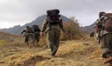 دفاع تركيا: تحييد 56 مسلحا من العمال الكردستاني بتركيا والعراق خلال 3 أسابيع
