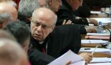 مجلس المطارنة الموارنة حث اللبنانيين على المشاركة في الانتخابات بوعي