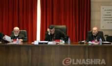 الراعي يترأس الاجتماع الشهري لمجلس المطارنة الموارنة في بكركي