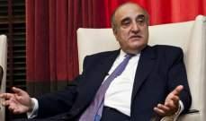 فادي عبود: يمكن اعادة استخدام مرفأ بيروت خلال 6 أشهر
