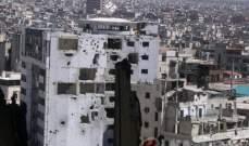 مقتل 5 أشخاص وإصابة 12 آخرين نتيجة سقوط صاروخين في الريف الشمالي لحمص