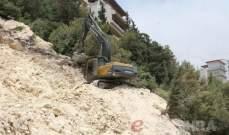 جديد الردميات غير القانونية: وادي مستيتا-بلاط ومجرى نهر الفيدار ضحيّة المدعومين