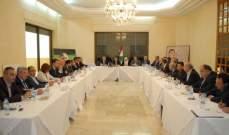 """كتلة """"المستقبل"""" نوهت بزيارة العلولا:السعودية دوما حريصة على سيادة لبنان"""