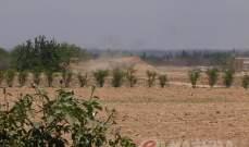 النشرة: الطيران الاسرائيلي استهدف آلية معدة للتهريب بالجنطلية المحاذية للهرمل