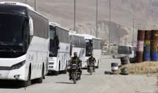 عشرات الحافلات ستنقل المدنيين من دمشق إلى حرستا بالغوطة الشرقية