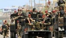 إنجازات الجيش تضعه بالمراتب الأولى على صعيد مكافحة الإرهاب