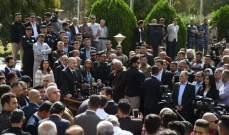 برهم صالح: لن نسمح بعودة الاستبداد الى العراق