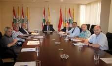 المجلس العام الماروني: التأكيد على الإلتزام بإجراء الإنتخابات في موعدها بأيار