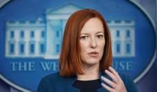 البيت الأبيض: الولايات المتحدة الأميركية تبقي القيود على الرحلات الدولية بسبب