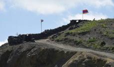 وزارة الدفاع الأذربيجانية: مقتل جندي برصاص قناص أرمني تابع