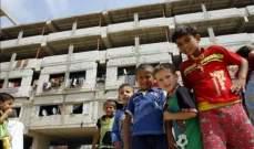 مفوضية اللاجئين: 83 ألف طفل سوري لاجىء في الأردن خارج مقاعد الدراسة