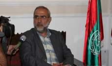 قماطي التقى وفداً من الحملة العالمية لإطلاق الأسير جورج عبدالله