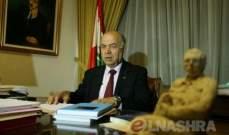 القاضي غانم: بيان مجلس القضاء الأعلى أمر جيد