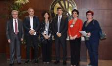 اتفاقية تعاون بين جامعة البلمند واللجنة الدولية للصليب الأحمر