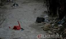 نهر الغدير سيطوف مجدّدًا.. وأهالي حي السلم يستعدّون للأسوأ!