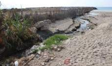 هل سُرقت حقاً رمال شاطئ صور؟