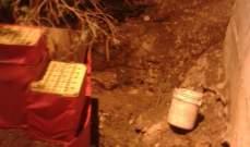 سقوط عدد من الصواريخ في محيط مدينة الهرمل