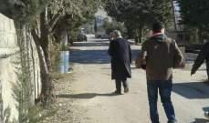 """""""الحياة"""": الصويري آخر بلدة حدودية مع سوريا والعبور خلسة بالمنطقة يومي"""