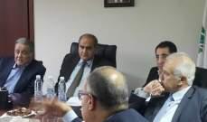اجتماع وزاري نيابي في وزارة البيئة لدرس اوضاع شركات الترابة في الكورة