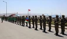 انطلاق مناورات عسكرية تركية- أذربيجانية واسعة النطاق بأذربيجان ستستمر حتى 10 آب