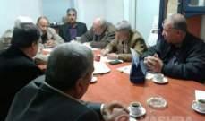اللجان الشعبية الفلسطينية بالشمال تشدد على العلاقة بين الفلسطيين واللبنانيين