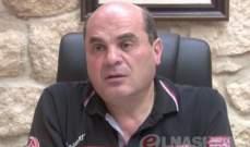 أرزة بإسم الرئيس ميشال عون في تل عمارة
