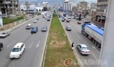 من يتحمل مسؤولية تجميل وتشويه طرقات لبنان الدولية؟