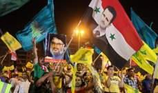 """""""حزب الله"""" لن ينسحب من سوريا بعد معركة يبرود ويربط خروجه بالحل النهائي للأزمة"""