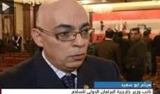 ابو سعيد: الإعتداء على الجيش اللبناني غير مقبول ومُدان