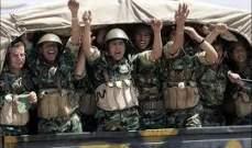 النشرة: احباط محاولة تسلل مجموعة مسلحة إلى محيط مطار الثعلة