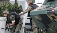 الجيش يدهم منطقة حوش السيد علي عند الحدود اللبنانية السورية بحثا عن مطلوبين