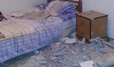 """""""النشرة"""": انهيار سقف منزل ببلدة زوطر الغربية بالجنوب دون وقوع اصابات"""