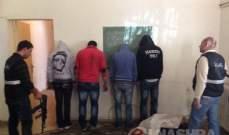 إلقاء القبض على عصابة سورية تبيع ذهبا مزورا