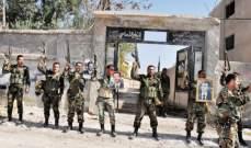 """الجيش السوري و""""حزب الله"""" يتقدّمان.. وحسم الميدان يتخطى الحدود السورية!"""