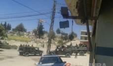 النشرة: مجهولون اطلقوا النار على دورية لقوى الأمن بالبقاع في محاولة لتهريب موقوف