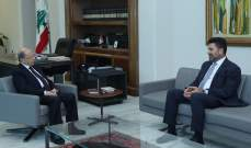 وزير الطاقة التقى عون: هناك كميات كافية من المازوت ونزود السوق اللبناني  بحاجاته