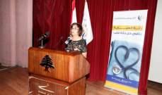 ممثل ابو فاعور في نشاط نقابة الممرضين: نقص كبير في مجالات التمريض