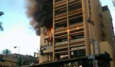 النشرة: اصابة احد العاملين بفندق دي روي بالتفجير الانتحاري داخل الفندق