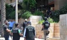 """LBCI: فرع المعلومات اوقف 8 اشخاص مشتبه بهم بإحراق """"قبضة الثورة"""""""