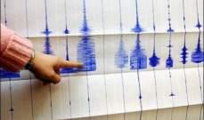 معين حمزة: الهزة الأرضية السادسة قد تكون بداية نوبة زلزالية