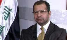الجبوري بحث مع رفسنجاني سبل تطوير العلاقات العراقية الايرانية
