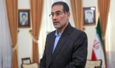مسؤول إيراني: اعتقال عملاء للمخابرات الأميركية وتفكيك شبكة تجسس كبيرة