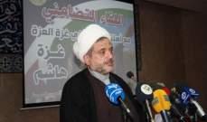 عبدالله: من يحمل شعارات اسلامية ويتعرض للمقدسات المسيحية لا يمثل الدين
