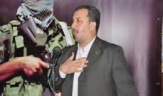 جهاد طه: فلسطين ستبقى في أعناقنا حتى التحرير والعودة