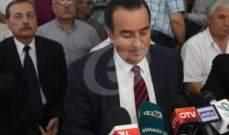 نقل مدير عام كهرباء لبنان الى المستشفى بعد اصابته بالانفجار ببيروت
