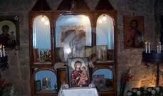 """""""سيدة يونس"""" المزار الوحيد للروم الارثوذكس في مدينة طرابلس"""