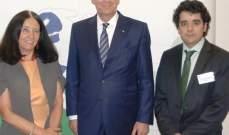 انتخاب كريستيان وولف رئيسا للمنظمةالعربية الاورومتوسطية