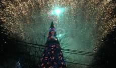 غياب مظاهر زينة الميلاد في النبطية بسبب كورونا
